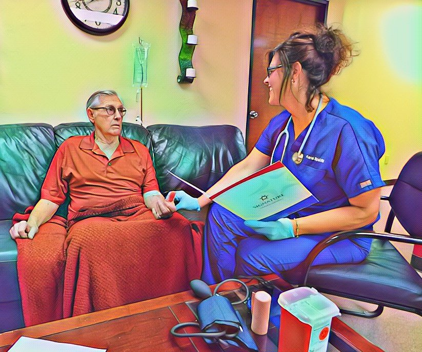 Home health care expert: COVID19 is manageable, and being managed