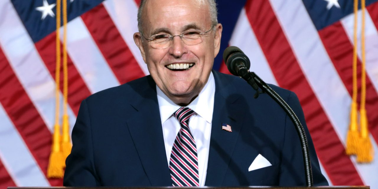 GUILIANI: LAWSUITS COMING