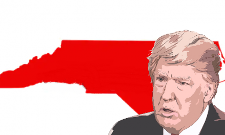 ASSOCIATED PRESS CALLS NORTH CAROLINA FOR TRUMP