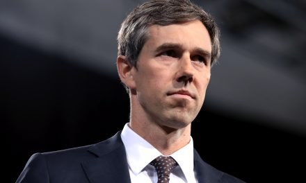 BETO EYES GOVERNOR'S OFFICE IN 2022