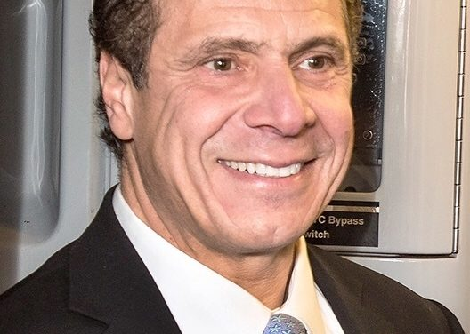 CUOMO IN HOT SEAT OVER SEX SCANDAL