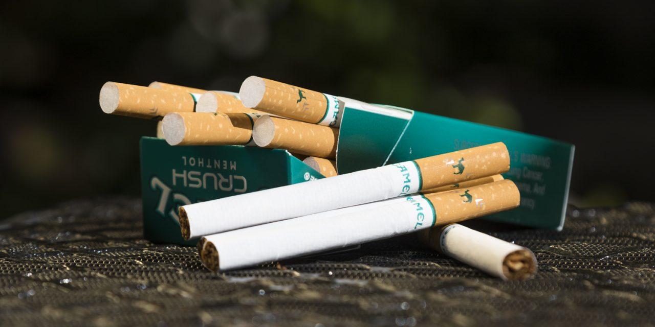 Menthol Cigarettes!