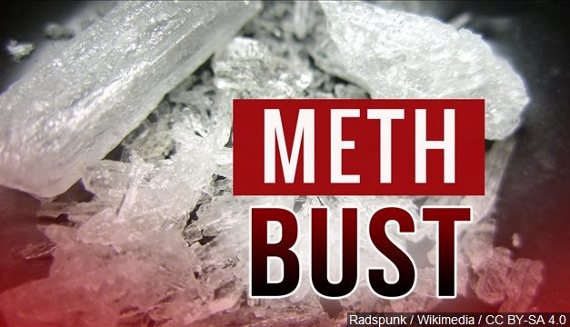 vIDOR COUPLE ARRESTED IN DRUG RAID